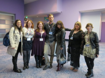 YA AUthors at wondercon