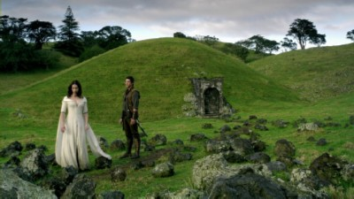 legend of the seeker Dream Destination Blog Hop