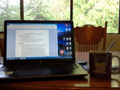 Writing Spot modified Wednesday Writer's Workspace Welcomes Tyrean Martinson