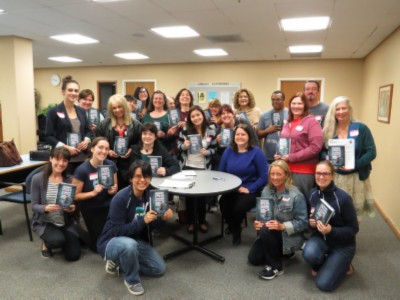 group February 22, 2014: CBW LA Workshop: Honing Your Middle Grade Voice with Author Kristen Kittscher
