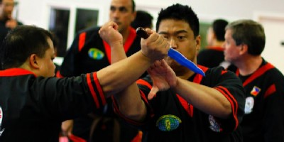 knife disarm What Exactly is Filipino Martial Arts?