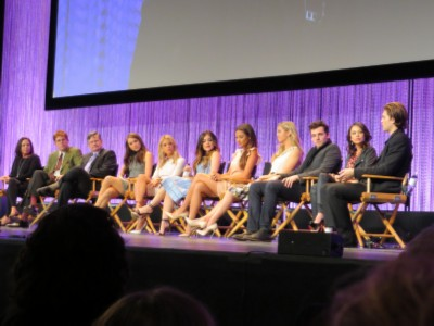 castand producers complete 3 Paleyfest: Pretty Little Liars