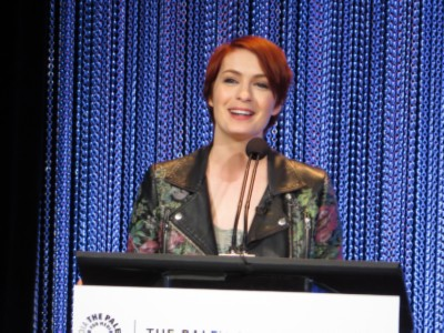 felicia day Paleyfest 2014: Marvel Agents of S.H.I.E.L.D.