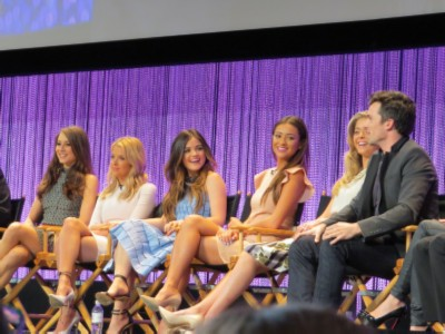 laughing Paleyfest: Pretty Little Liars