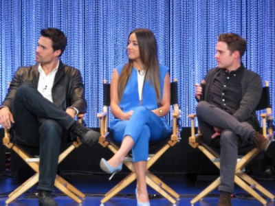so skye fitz Paleyfest 2014: Marvel Agents of S.H.I.E.L.D.