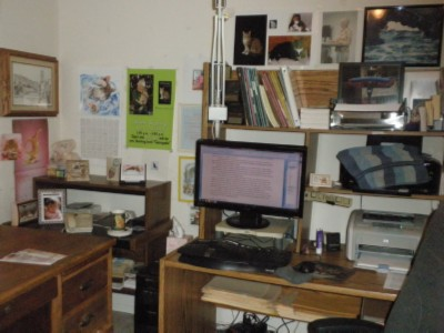 workspace Wednesday Writer's Workspace Welcomes Patricia Fry