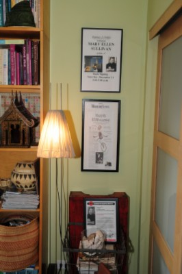 frames Wednesday Writer's Workspace Welcomes Mary Ellen Sullivan