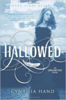 hallowed modified Spotlight Week: Unearthly Trilogy by Cynthia Hand