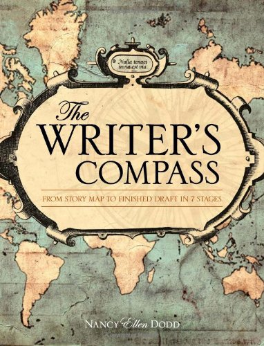 The Writers Compass August Spotlight Week Giveaway Winner