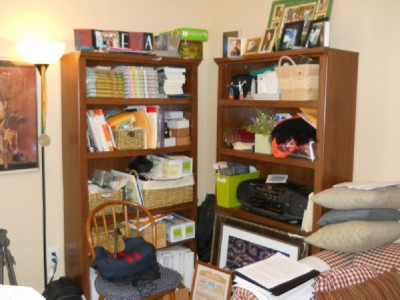 5 Shelves Wednesday Writer's Workspace Welcomes Tina Field Howe