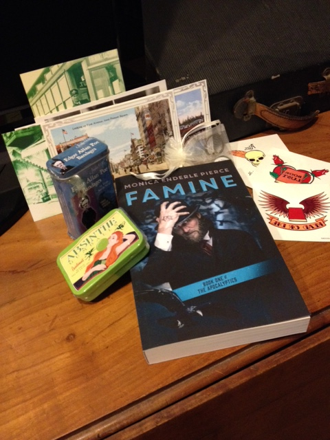 Famine Prize Pack Spotlight Week Giveaway: FAMINE