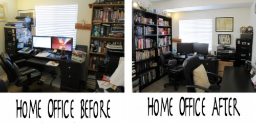 My Year End Home Office Organization The Writing Nut